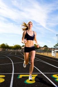 Danielle Pascente Running