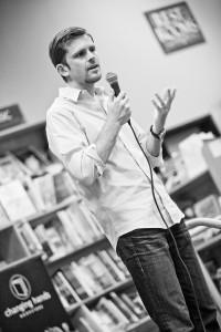 Chris Guillebeau Speaking