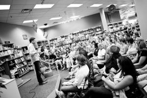 Chris Guillebeau Book Tour - Tempe, AZ