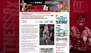 FitnessRX Online