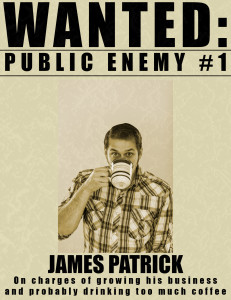 Wanted James Patrick