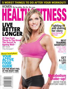 Women Health & Fitness Featuring Adrienne Van Lew