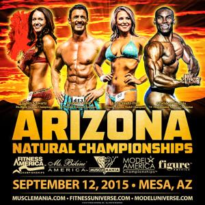 FITMANIA Arizona Natural Championships