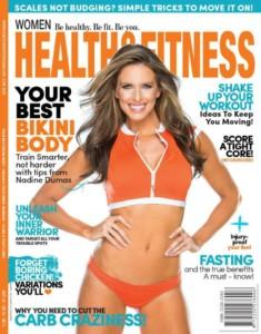 Women Health & Fitness Nadine Dumas