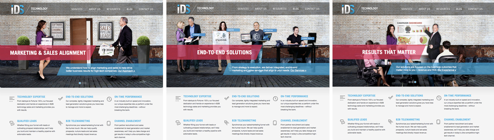 IDS Technology Marketing