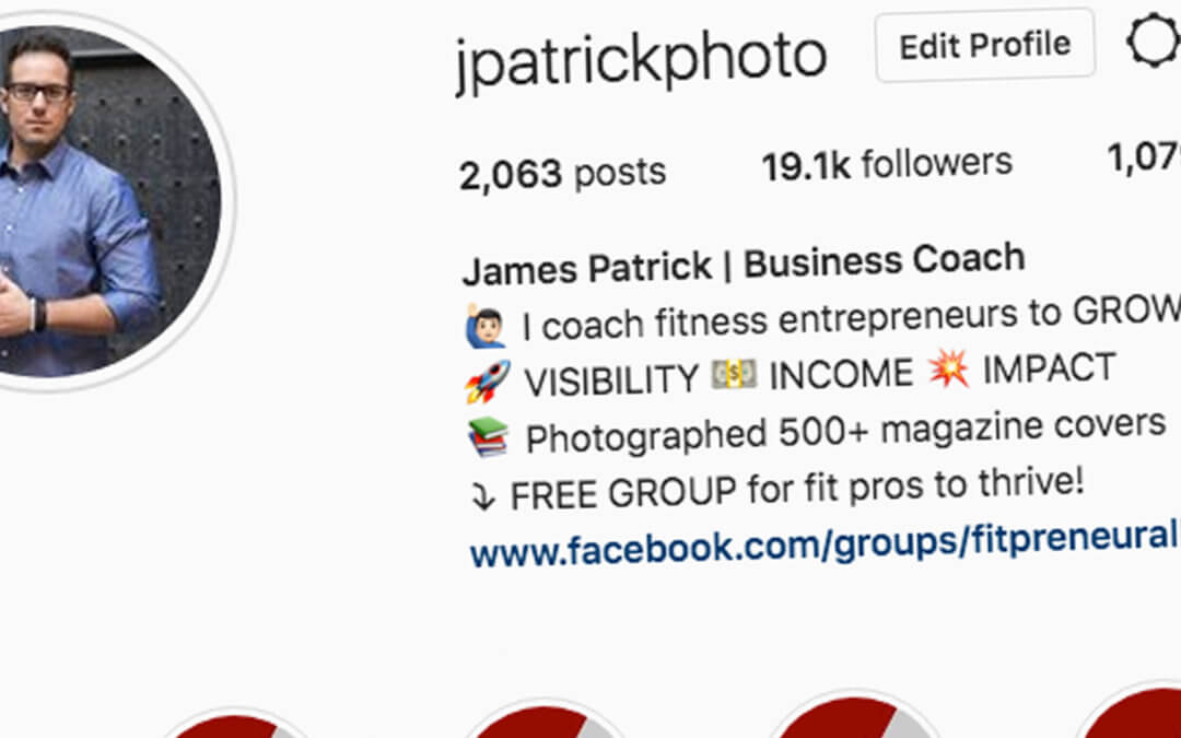 How To Format Your Instagram Bio