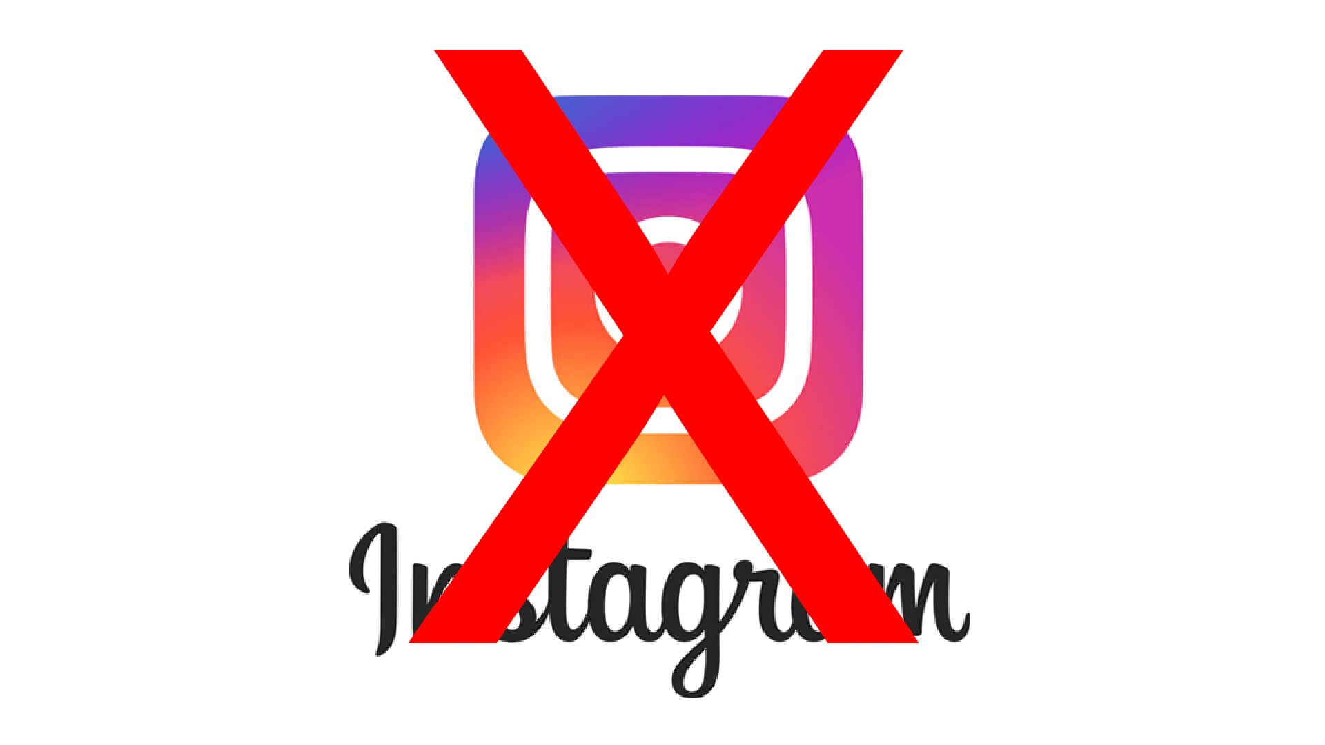 Instagram DOWN… Again