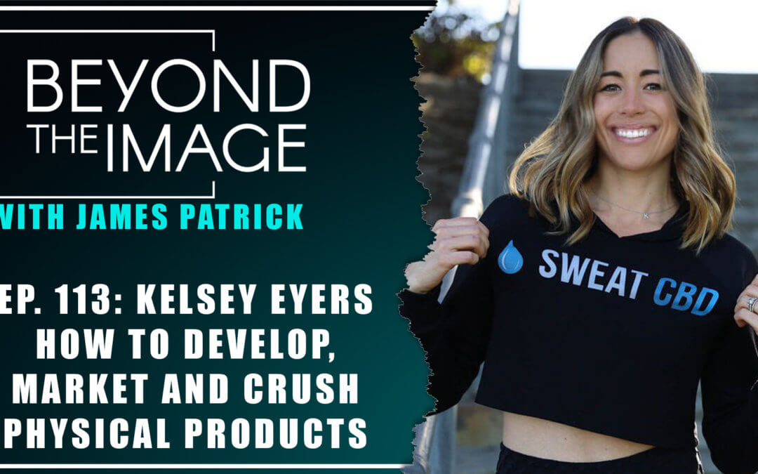 Kelsey Eyers, Founder of Sweat CBD