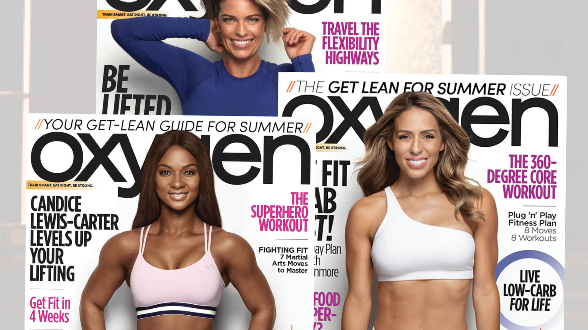 Get Published in Oxygen Magazine (And MORE!)