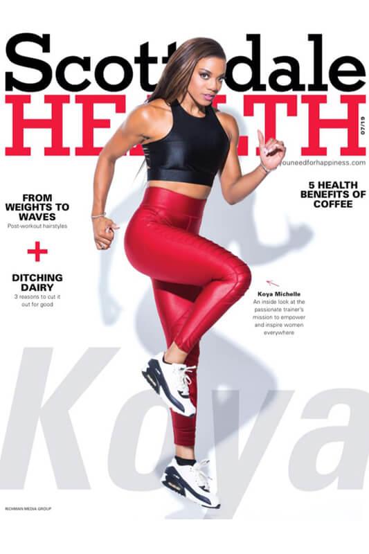 Scottsdale Health Magazine Koya Michelle James Patrick Photography