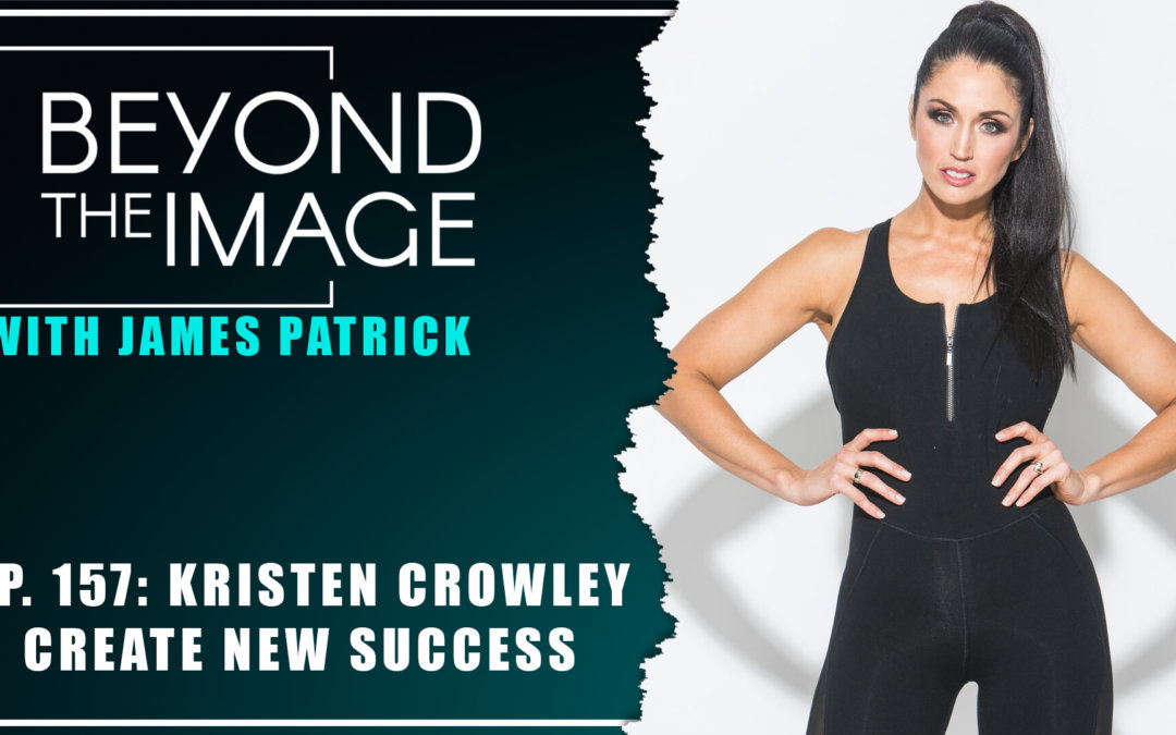 Beyond the Image podcast featuring Kristen Crowley