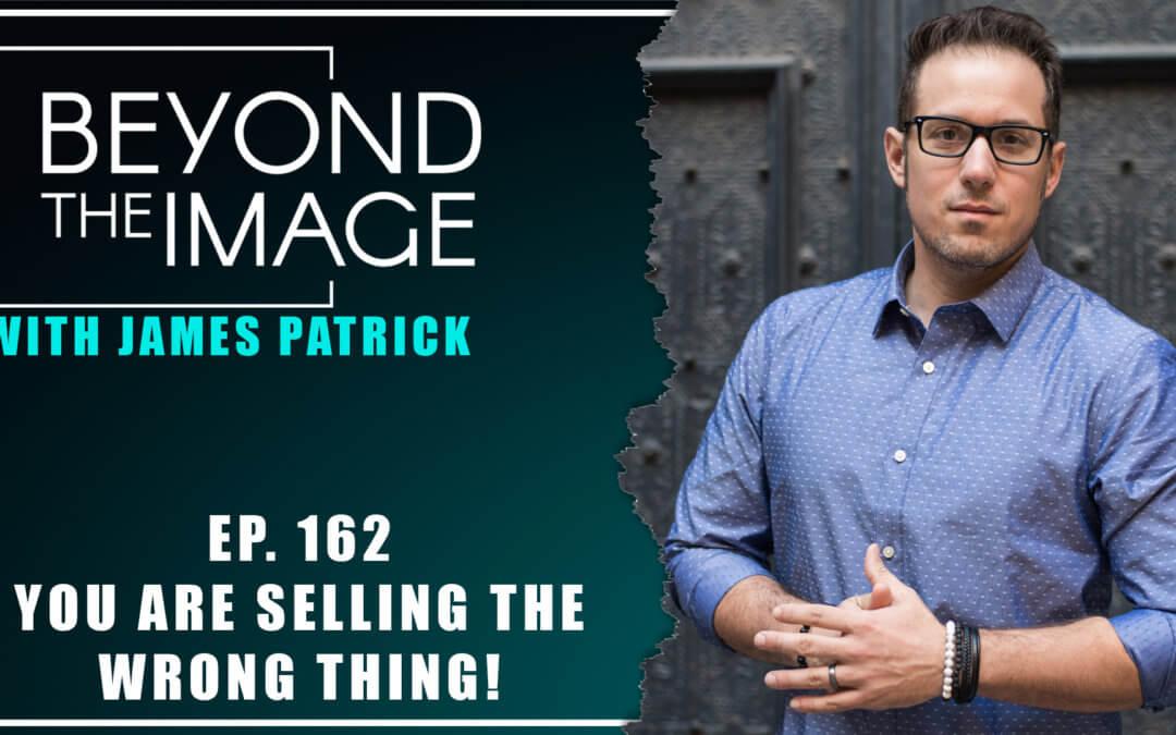 Beyond the Image Podcast Host James Patrick