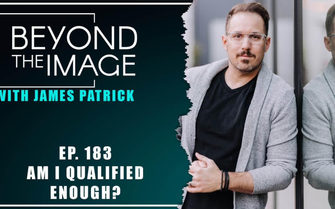 Podcast Host James Patrick