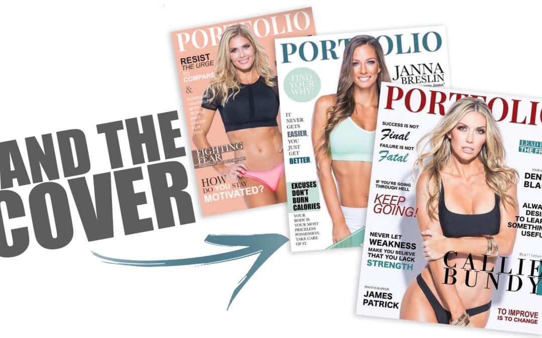 Cover Casting: Land the Cover of Portfolio Magazine