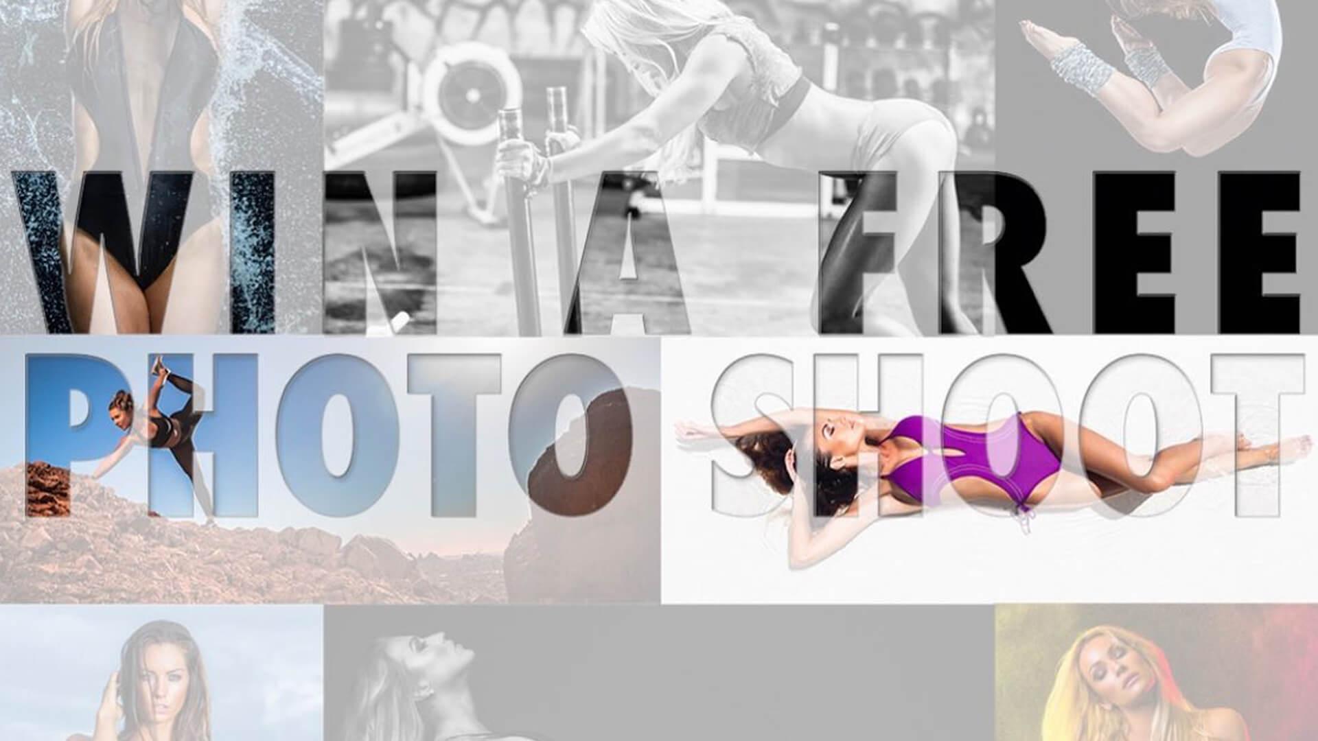 Win a Half Day Photo Shoot